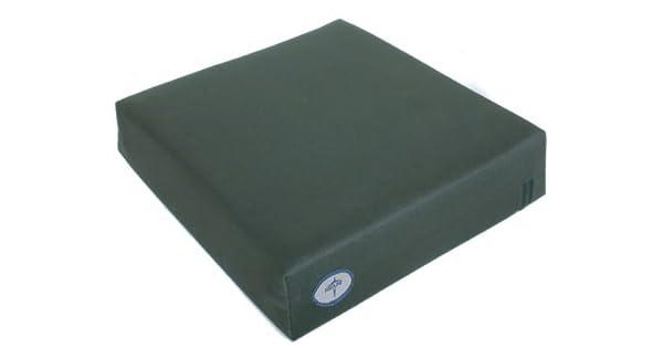 Amazon.com: Medline msccomf1616 Cojín de espuma asientos ...