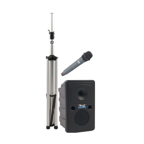 Anchor Audio Go Getter Basic Package with Handheld Microphone