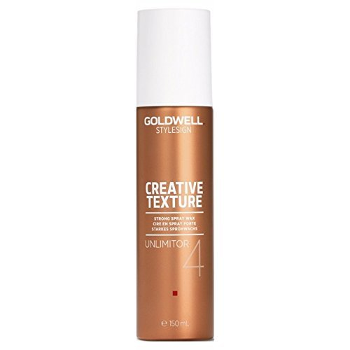 Goldwell Style Sign 4 Unlimitor Wax Spray 4.5 oz by Goldwell