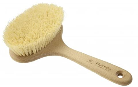 Hydrea London Dry Skin Body Brush With Extra Long Cactus