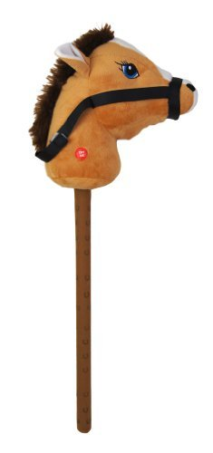Kandy Toys 26 Inch Hobby Horse With Sound 4 Colours Availabl