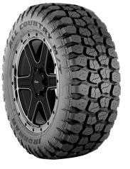 Ironman All All Country M/T all_ Season Radial Tire-LT35/12.50R20 121Q