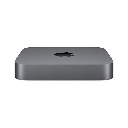 Nuevo Apple Mac mini (Intel Core i5 de seis núcleos a 3 GHz de octava generación, 8 GB RAM, 512 GB)