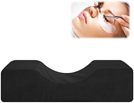 Fsskgxx Wimpernkissen - Professionelle U-Form Wimpernverlängerungskissen Beauty Salon Nackenstütze