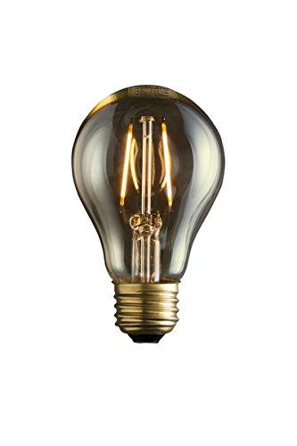 IRiS 399119 Ohyama Lights Led A19 Vintage Lamp, 2200K, 3.5W - Iris Lite