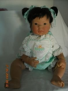 Lee Middleton Original Dolls of the World Asian Artist Studio Collection Model 00491 A Riva Schick Original
