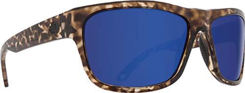 Spy Optic Angler Flat Sunglasses, 59 mm (Grey Tortoise)