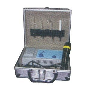High Frequency Portable Unit 4-electrodes by B & S Beauty Supply