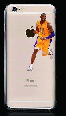 coque iphone 8 kobe bryant