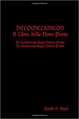 Delomelanicon