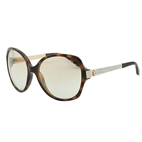 Roberto Cavalli Bucaneve RC649 Women Oval Oversize - Snake Sunglasses Roberto Cavalli