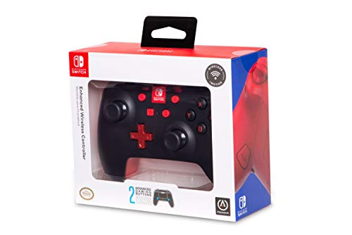 PowerA Enhanced Wireless Controller for Nintendo Switch - Black 10