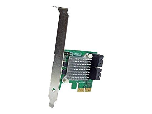 Startech 4 Port PCI Express 2.0 SATA III 6Gbps RAID Contr...