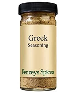 Greek Seasoning By Penzeys Spices 2 3 oz 1/2 cup jar