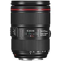 Canon Objektiv EF24-105mm 1:4LISII USM (77 mm Filtergewinde) schwarz