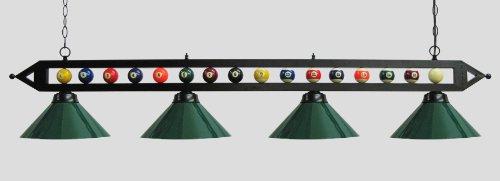 Glass Pool Table Light Lamp - 3