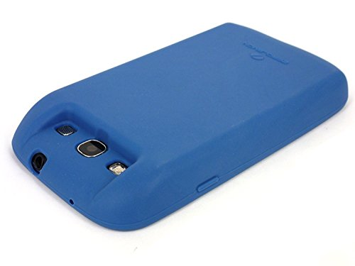 save off 0f28e e2c1e 180 days warranty] ZeroLemon Samsung Galaxy S III Blue Extended TPU ...