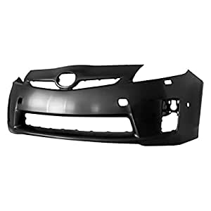 value front bumper cover for toyota prius oe quality replacement automotive. Black Bedroom Furniture Sets. Home Design Ideas