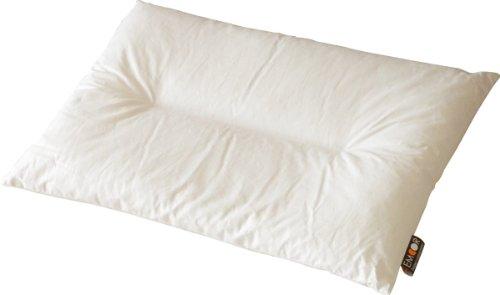 EMOOR Basic Buckwheat Husk Pillow. Made in Japan