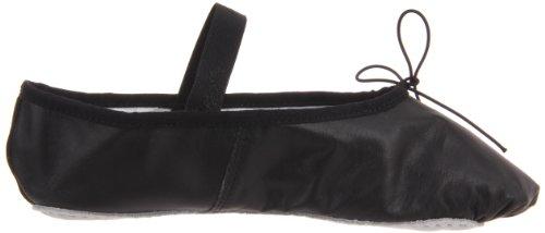 Capezio Daisy Black Ballet 205 Leather Shoe q8wrqAH