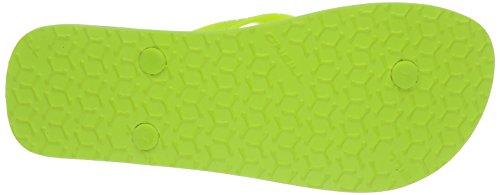 O'Neill FTW NORONHA - Sandalias de material sintético para mujer amarillo - Gelb (2011 New Safety)