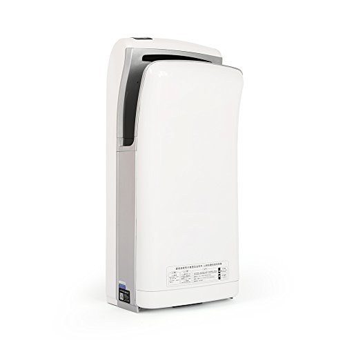 Interhasa! Premium Quality High Speed Automatic Electric Commercial Hand Dryer, White by interhasa!