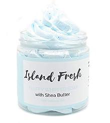 Island Fresh Whipped Soap | Homemade Soa...
