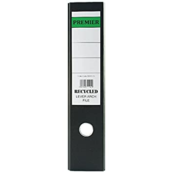 Tamaño folio archivadores de palanca con anillas: Amazon.es: Oficina y papelería