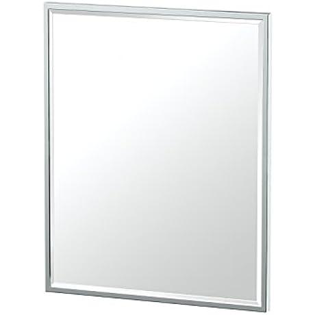 Gatco 1823 Flush Mount Framed Rectangle Mirror 25 Chrome