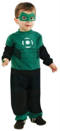 Green Lantern Hal Jordan Toddler Costume (Green Lantern Toddler Costume)