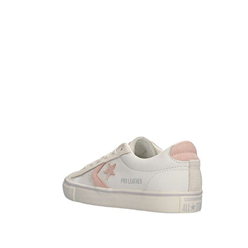 Ox Converse Rosa Bianco Basse Vulc White Sneakers Dusk 55qUwp