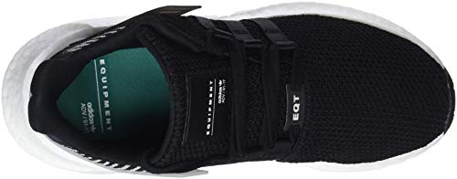 Eqt Homme Adidas Support Black 17 Baskets core footwear Black White Noir core 93 Xq1d6q