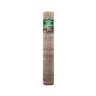 Midwest Air Tech/Import 308432B 48-In. x 150-Ft. Poultry Net