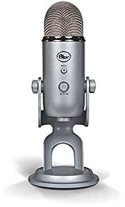Usb Microphones Amazon : blue microphones yeti usb microphone silver edition blue microphones musical ~ Russianpoet.info Haus und Dekorationen