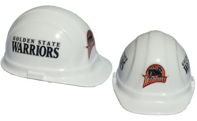 WinCraft NBA 2407713 Golden State Warriors Packaged Hard Hat 1
