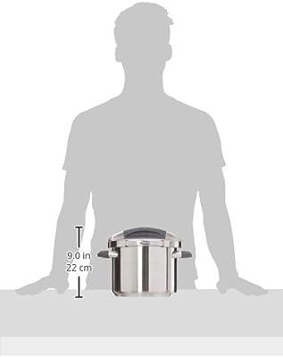 Calphalon Stainless Steel Pressure Cooker 6quart
