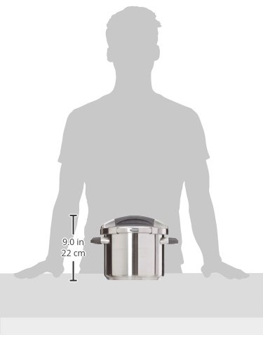 Calphalon Stainless Steel Pressure Cooker, 6-quart by Calphalon (Image #3)