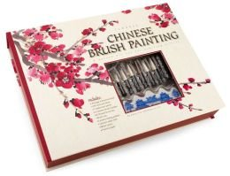 Classic Chinese Brush Painting: A Deluxe Art Set for Aspiring - Kit Painting Chinese Brush