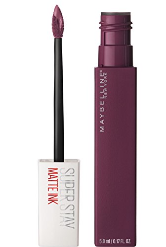 Maybelline Makeup SuperStay Matte Ink Liquid Lipstick, Believer Liquid Matte Lipstick, 0.17 fl oz
