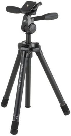 Velbon Ultra Lux I L Aluminium Dreibein Stativ Inkl Kamera