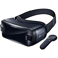 Samsung Gear VR with Controller, Black, SM-R325NZVCXSA