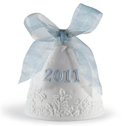 Annual Lladro (Lladro Annual Edition Christmas Bell, 2011)