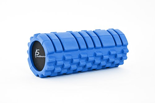 ProSource Discounts Ultra Deluxe Revolutionary Sports Medicine Roller, Blue