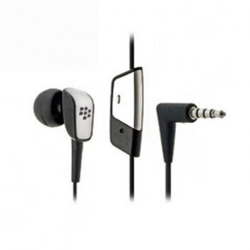 Mono Handsfree Headset Earbuds 3.5mm w Microphone for Boost