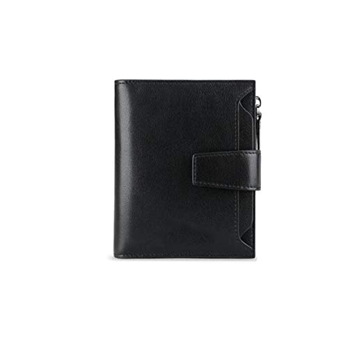 In Taglia Nero Per 5 Black 5 Style Adatto Kehuitong Portafoglio Cm Uomo Pelle Business Fashion Slim color Casual 2 Portafoglio 12 Wallet Da Latest Colore 9 Uomo 6q8UZUx