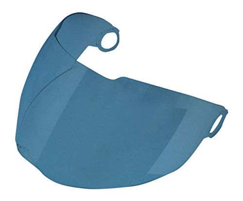 - AFX Replacement Anti-Scratch Outer Shield for FX-140 Modular Helmet Blue Mirror One Size