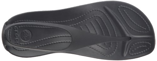 Sexi Femme Sandales black Flip Noir black Crocs Women gHdxIw6gq