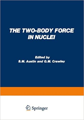 The Two-Body Force in Nuclei: Proceedings of the Symposium on the Two-Body Force in Nuclei held at Gull Lake, Michigan, September 7–10, 1971