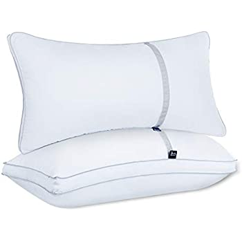 Amazon Com Bedstory Bed Pillows For Sleeping 2pack Down
