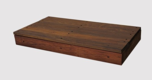 Outdoor Intermediate Step (Made in the USA) (Ironwood) by KR Ideas